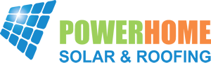 PowerHome Solar And Roofing Logo